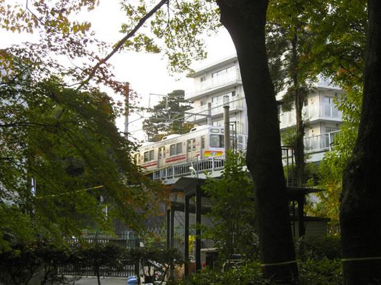 11-28五島美術館電車02.jpg